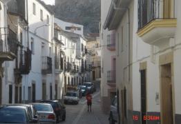 Por las calles de Montánchez