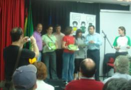 Entrega de premios Prueba Urbana
