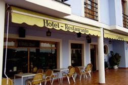 Hotel Restaurante Las Glorias